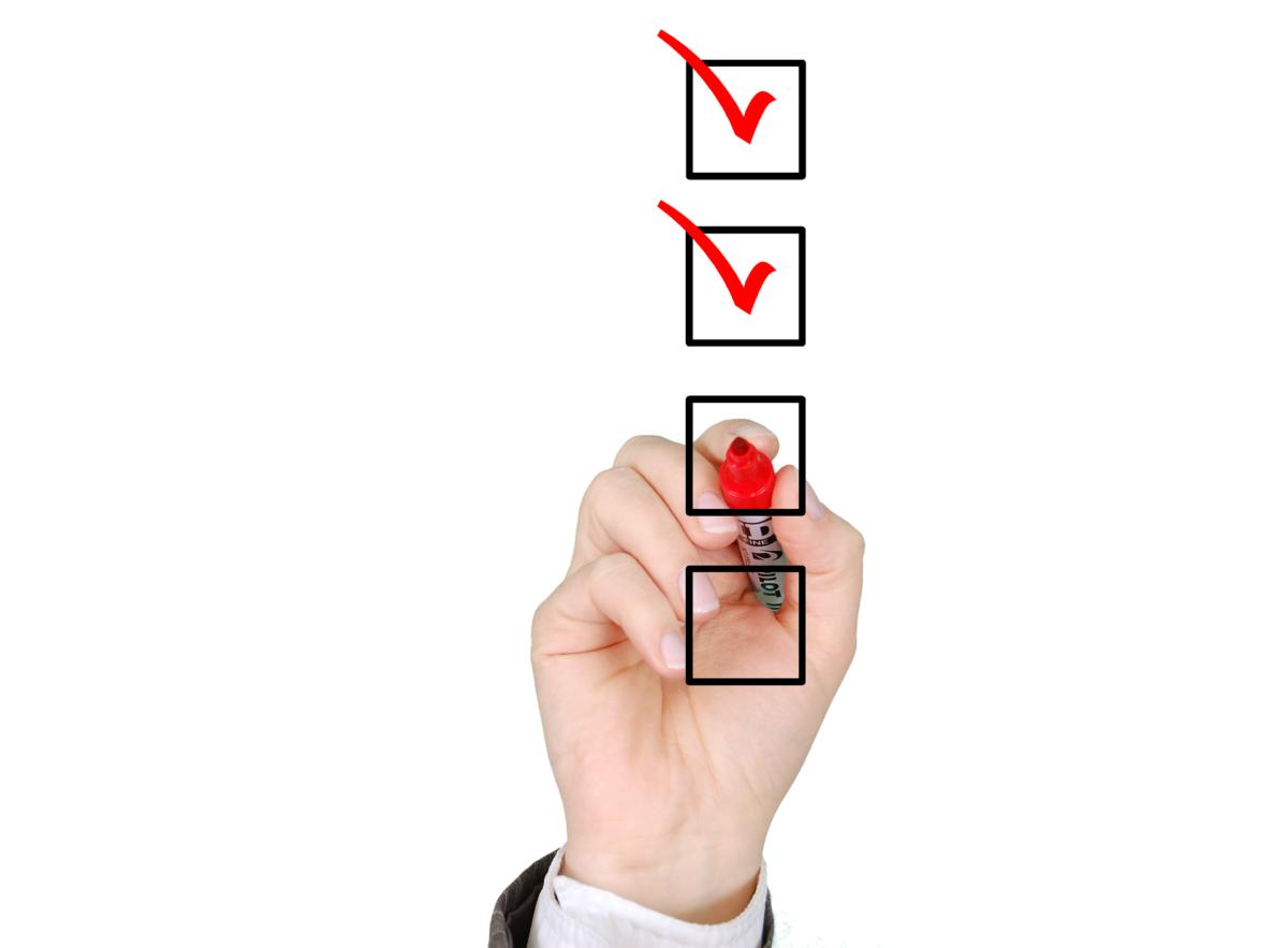 checklist001